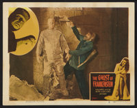 "The Ghost of Frankenstein (Realart, R-1948). Lobby Card (11"" X 14""). Horror"