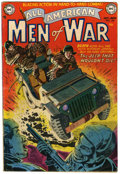 Golden Age (1938-1955):War, All-American Men of War #128 (DC, 1952) Condition: VG+....