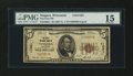 National Bank Notes:Wisconsin, Niagara, WI - $5 1929 Ty. 1 The First NB Ch. # 11051. ...