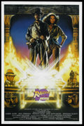 "Movie Posters:Adventure, Raiders of the Lost Ark (Paramount, R-1991). One Sheet (27"" X 41"")Tenth Anniversary Style A. SS. ..."