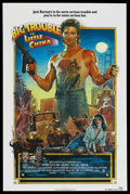 "Movie Posters:Action, Big Trouble in Little China (20th Century Fox, 1986). One Sheet (27"" X 41""). Action. ..."