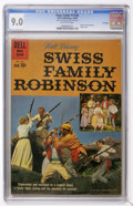 Silver Age (1956-1969):Adventure, Four Color #1156 Swiss Family Robinson - File Copy (Dell, 1960) CGC VF/NM 9.0 Off-white pages....