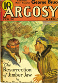 Pulps:Miscellaneous, Edgar Rice Burroughs and Sons Pulp Group (Miscellaneous Publishers, 1931-41) Condition: Average GD/VG.... (Total: 9 Comic Books)