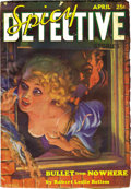 Pulps:Miscellaneous, Spicy Detective Stories Group (Culture, 1935-40).... (Total: 2 Comic Books)