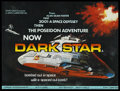 "Movie Posters:Science Fiction, Dark Star (Columbia, 1974). British Quad (30"" X 40""). ScienceFiction Comedy. ..."