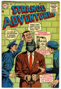 Golden Age (1938-1955):Science Fiction, Strange Adventures #55 (DC, 1955) Condition: FN....