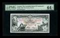 Canadian Currency: , Toronto, ONT- The Canadian Bank of Commerce $10 January 2, 1935 Ch.75-18-08. ...