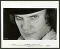 """Movie Posters:Science Fiction, A Clockwork Orange (Warner Brothers, 1971). Photos (5) (8"""" X 10""""). Science Fiction.. ... (Total: 5 Items)"""