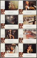 """Movie Posters:Adventure, The Royal Hunt of the Sun (National General, 1969). Lobby Card Set of 8 (11"""" X 14""""). Adventure.. ... (Total: 8 Items)"""