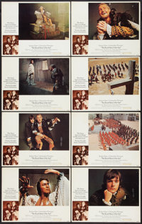 "The Royal Hunt of the Sun (National General, 1969). Lobby Card Set of 8 (11"" X 14""). Adventure. ... (Total: 8..."
