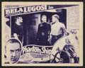 """Movie Posters:Thriller, Phantom Ship (Guaranteed Pictures, 1935). Lobby Card (11"""" X 14""""). Thriller.. ..."""