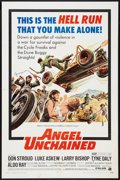 "Movie Posters:Exploitation, Angel Unchained (American International, 1970). One Sheet (27"" X 41""). Exploitation.. ..."