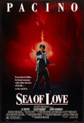 """Movie Posters:Thriller, Sea of Love Lot (Universal, 1989). One Sheets (2) (27"""" X 40"""") SS and DS. Thriller.. ... (Total: 2 Items)"""