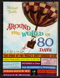 """Movie Posters:Adventure, Around the World in 80 Days (United Artists, 1956). Program (8.25""""X 11"""", 76 Pages). Adventure.. ..."""