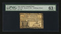 Colonial Notes:New Jersey, New Jersey January 9, 1781 2s6d PMG Choice Uncirculated 63 EPQ....