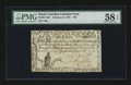 Colonial Notes:South Carolina, South Carolina February 8, 1779 $70 PMG Choice About Unc 58 EPQ....