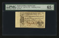 Colonial Notes:South Carolina, South Carolina April 10, 1778 2s6d PMG Gem Uncirculated 65 EPQ....