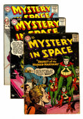 Silver Age (1956-1969):Science Fiction, Mystery in Space Group (DC, 1957-65) Condition: Average VG....(Total: 31 Comic Books)