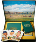 Autographs:Bats, 1989 Perez-Steele Celebration Postcard Collection of 44....