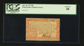 Colonial Notes:Pennsylvania, Pennsylvania April 10, 1777 40s PCGS About New 50....