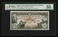 Canadian Currency: , Toronto, ON- The Canadian Bank of Commerce $10 January 2, 1935 Ch.# 75-18-08. ...