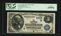 National Bank Notes:Wisconsin, Chilton, WI - $5 1882 Value Back Fr. 574 The Chilton NB Ch. # (M)5933. ...