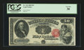 Large Size:Legal Tender Notes, Fr. 164 $50 1880 Legal Tender PCGS Very Fine 30....