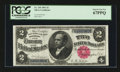 Large Size:Silver Certificates, Fr. 245 $2 1891 Silver Certificate PCGS Superb Gem New 67PPQ....