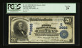 National Bank Notes:Arkansas, Helena, AR - $20 1902 Date Back Fr. 644 The First NB Ch. # (S)3662. ...