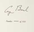 Books:Signed Editions, George Bush Presidential Library Edition Signed Book: All theBest, George Bush. My Life in Letters and Other Writings....