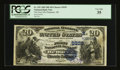 National Bank Notes:Arkansas, DeQueen, AR - $20 1882 Date Back Fr. 555 The First NB Ch. # (S)5929. ...