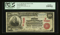 National Bank Notes:Arkansas, Fayetteville, AR - $10 1902 Red Seal Fr. 613 The First NB Ch. # (S)7346. ...