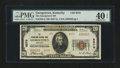 National Bank Notes:Kentucky, Georgetown, KY - $20 1929 Ty. 2 The Georgetown NB Ch. # 8579. ...