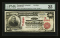 National Bank Notes:Arkansas, Paragould, AR - $10 1902 Red Seal Fr. 613 The First NB Ch. # (S)6846. ...