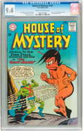Silver Age (1956-1969):Science Fiction, House of Mystery #143 (DC, 1964) CGC NM 9.4 Cream to off-whitepages....