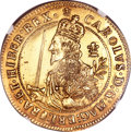 Great Britain, Great Britain: Charles I gold Triple Unite 1644 Oxon,...