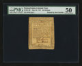 Colonial Notes:Pennsylvania, Pennsylvania May 20, 1758 20s PMG About Uncirculated 50....