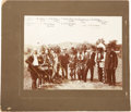 American Indian Art:Photographs, INTER-TRIBAL GATHERING. c. 1900...