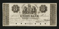 Canadian Currency: , Montreal, PQ- Union Bank $3 Ch. 725-10-05. ...