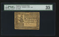 Colonial Notes:Virginia, Virginia October 7, 1776 $1/3 PMG Choice Very Fine 35....