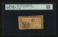 Colonial Notes:New Jersey, New Jersey April 10, 1759 £3 PMG Very Fine 25....