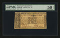 Colonial Notes:Maryland, Maryland April 10, 1774 $1 PMG About Uncirculated 50 EPQ....