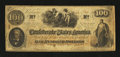 Confederate Notes:1862 Issues, T41 PF-11 $100 1862.. ...