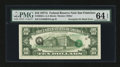Error Notes:Third Printing on Reverse, Fr. 2024-L $10 1977A Federal Reserve Note. PMG Choice Uncirculated 64 EPQ.. ...