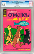 Bronze Age (1970-1979):Cartoon Character, O'Malley and the Alley Cats #3 and 6 File Copy CGC Group (Gold Key,1972).... (Total: 2 Comic Books)