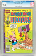 Modern Age (1980-Present):Humor, Richie Rich Billions #36-38 and 41 File Copy CGC Group (Harvey,1980-81).... (Total: 4 Comic Books)