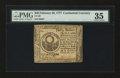 Colonial Notes:Continental Congress Issues, Continental Currency February 26, 1777 $30 PMG Choice Very Fine 35....