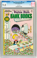 Bronze Age (1970-1979):Humor, Richie Rich Bank Book #28 and 29 File Copy CGC Group (Harvey, 1977)CGC NM/MT 9.8 White pages.... (Total: 2 Comic Books)