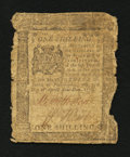 Colonial Notes:Pennsylvania, Pennsylvania April 25, 1776 1s Good....