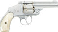 """Military & Patriotic:WWI, Smith & Wesson 38 Safety Fourth Model Double Action Revolver.Cal. .38. Serial Number 125286. 3¼"""" Barrel...."""